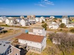 Aerial View Rear of Exterior and Distance to Beach