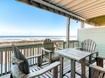 Private Oceanfront Deck