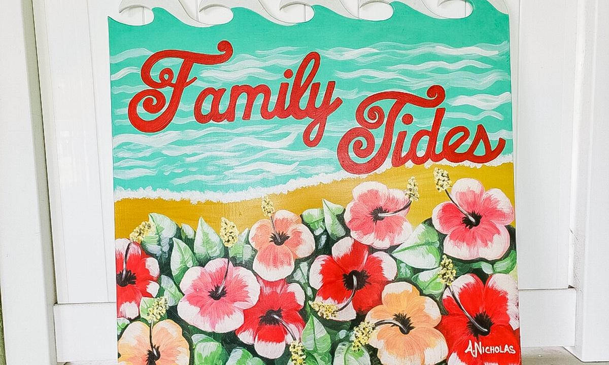 Family Tides - AMI Locals