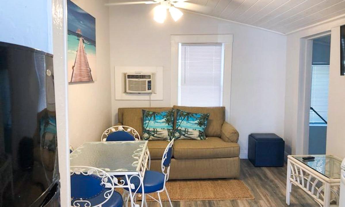 Island Time Inn, Magnolia Cottage #8 - AMI Locals