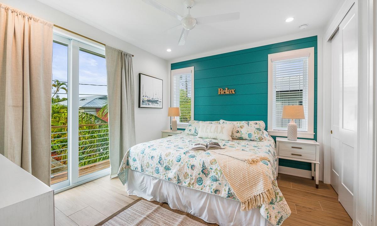 Bedroom 1, Pirate's Cove - AMI Locals