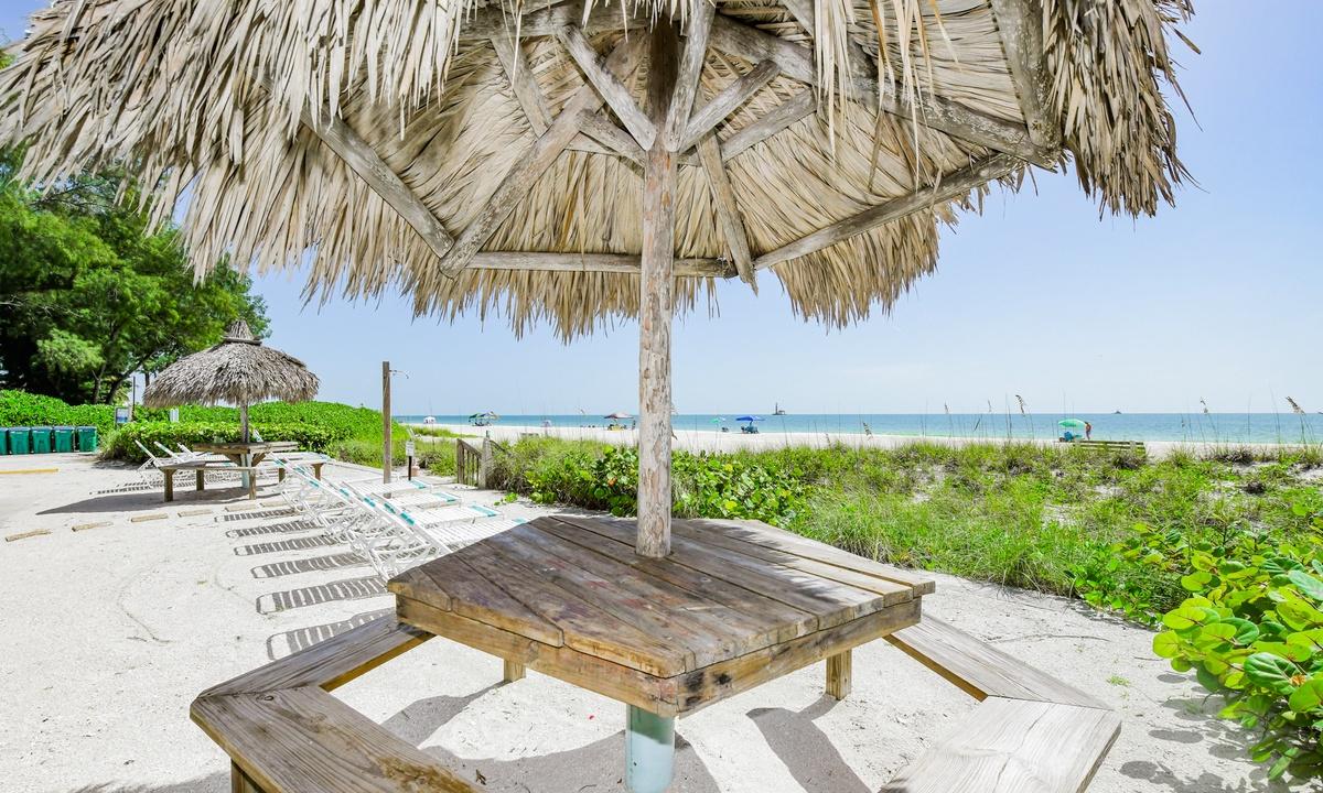 Coconuts Beachfront #110 - AMI Locals