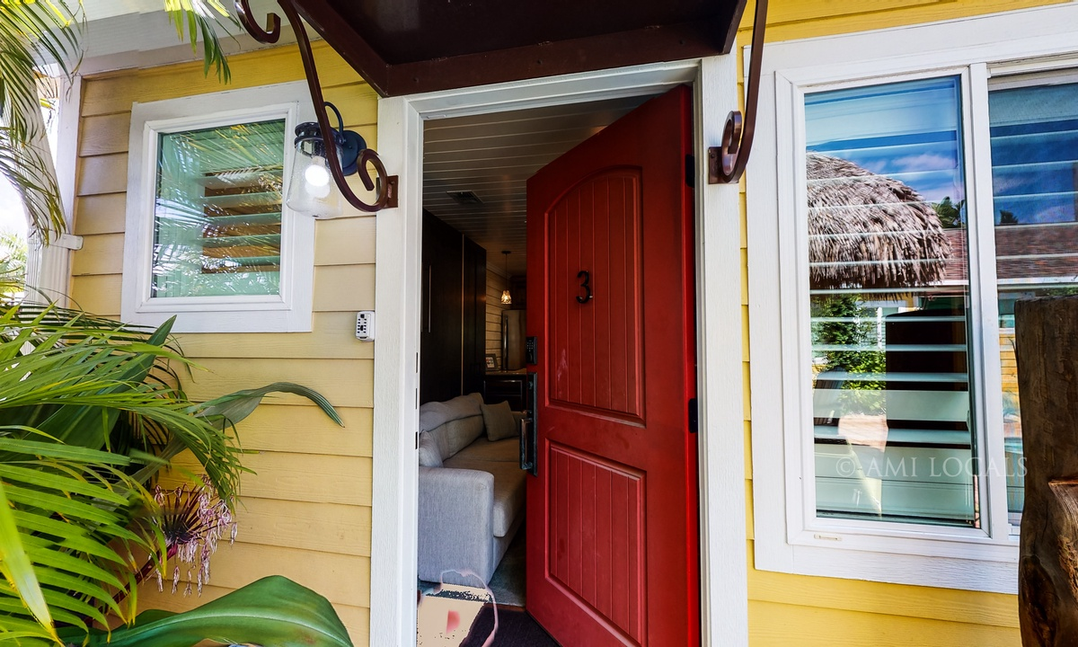 Cottage #3, 6West Beach Cottages - AMI Locals