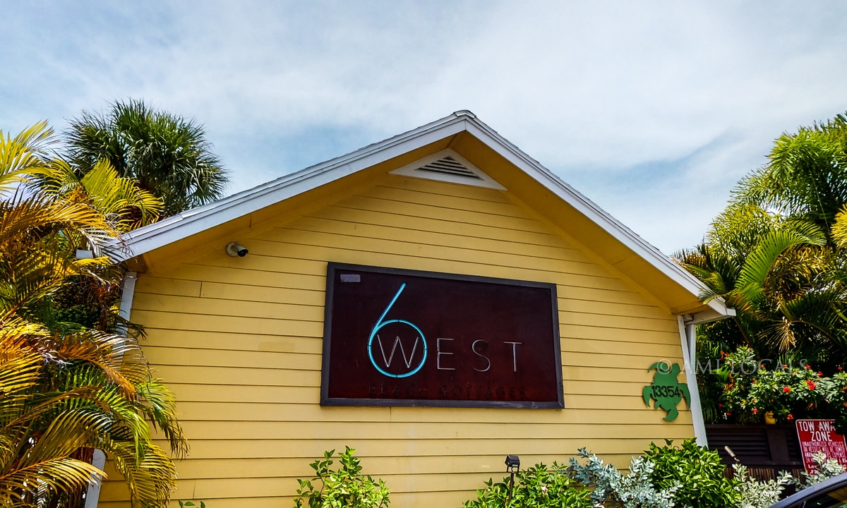 Cottage #5, 6West Beach Cottages - AMI Locals