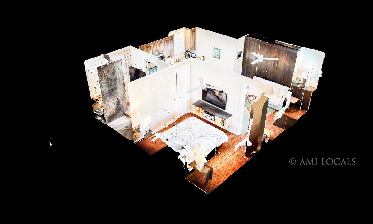 13354-Gulf-Blvd-6West-Beach-Cottages-Cottage-4-Dollhouse-View