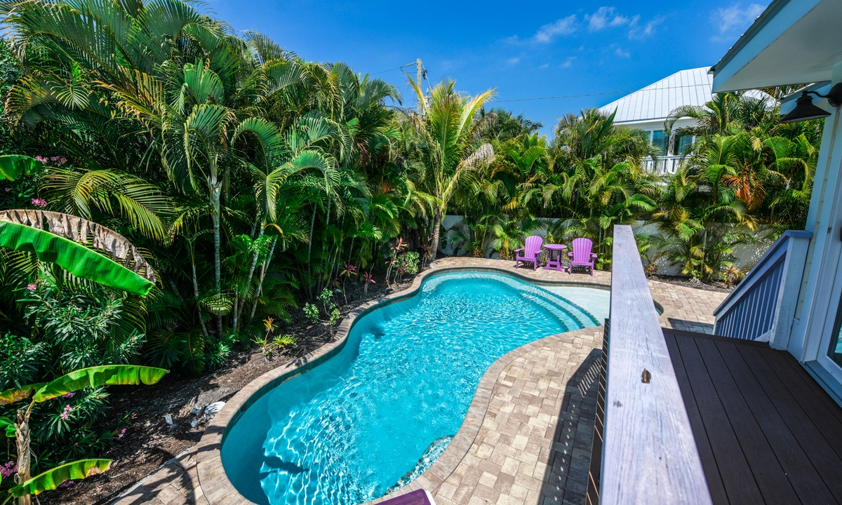 Pool, Gulf Breeze - AMI Locals