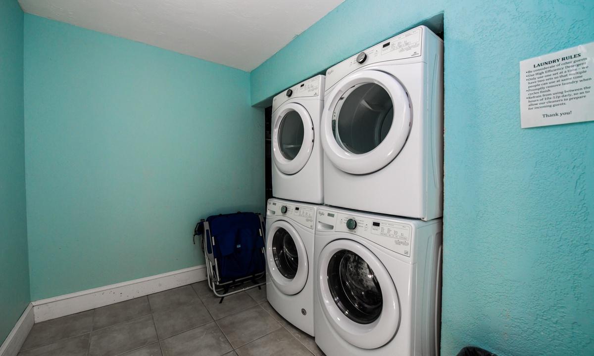 Shared Laundry, Bay Vista - AMI Locals