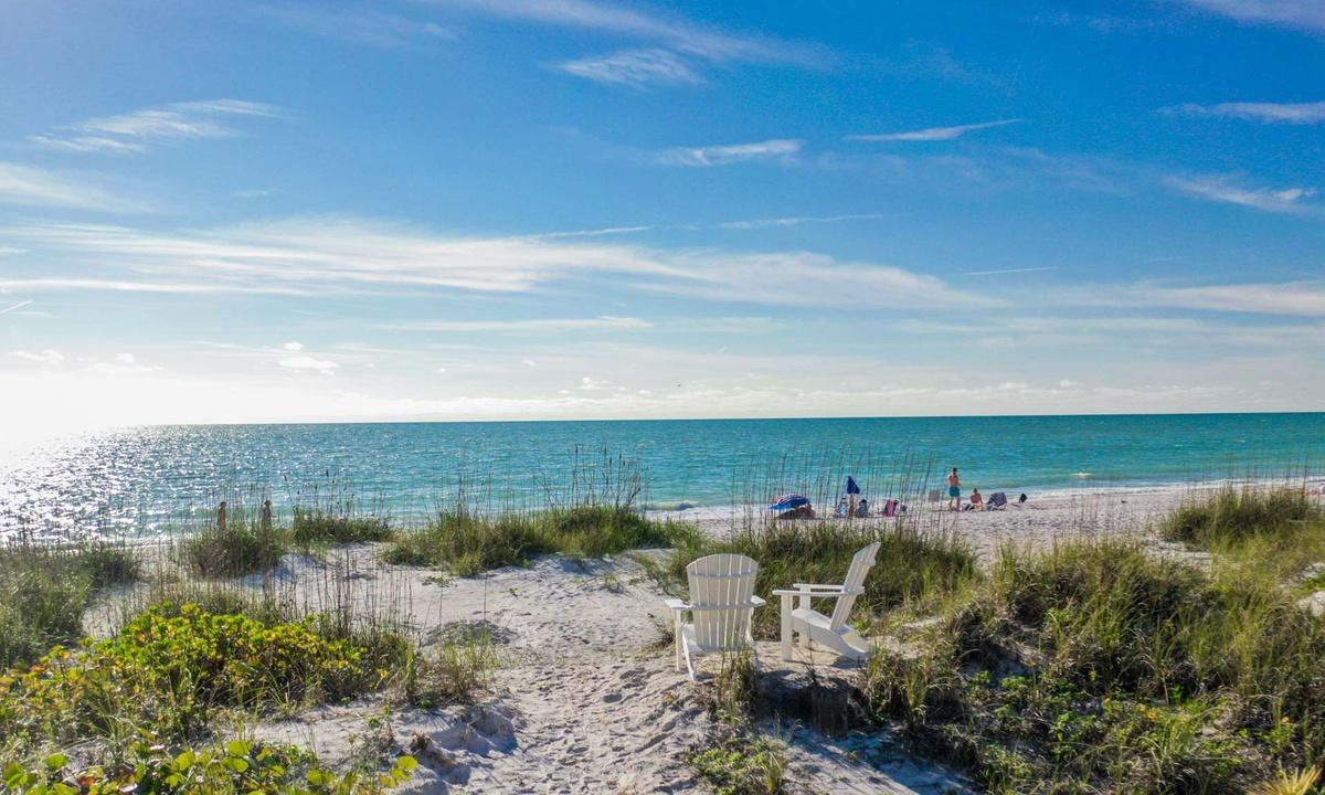 Beachfront Paradise - AMI Locals