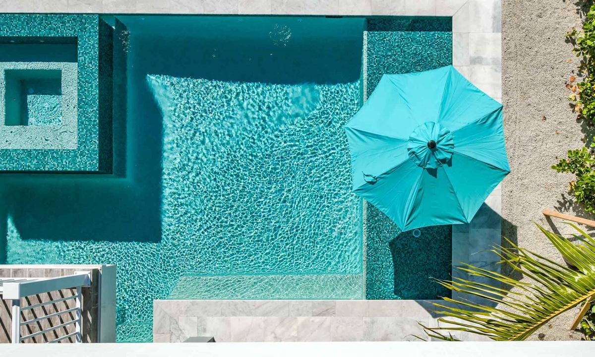 Pool, Beachfront Paradise - AMI Locals