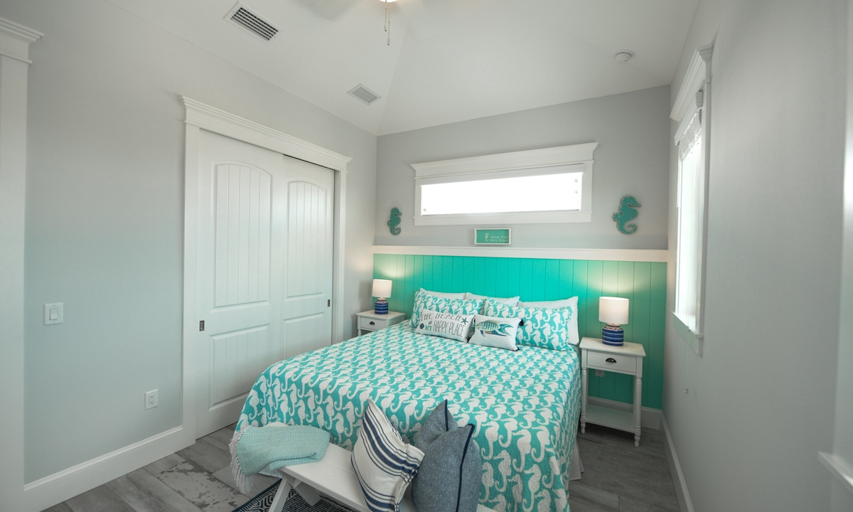 Bedroom 4, Anna Maria Beach House - AMI Locals