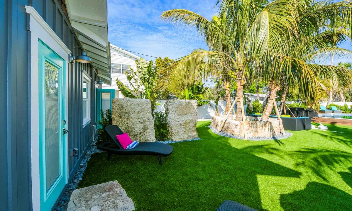 Outdoor Space, Villa Seashell - AMI Locals