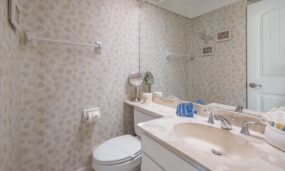 Half Bathroom, Water's Edge 205 - AMI Locals