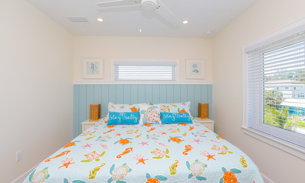 Bedroom 7, Sea Forever - AMI Locals