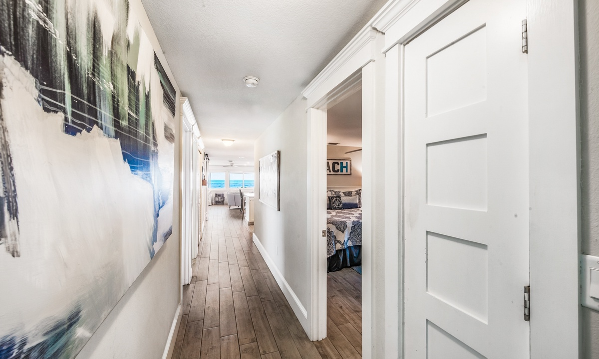 Hallway, Bay Vista - AMI Locals