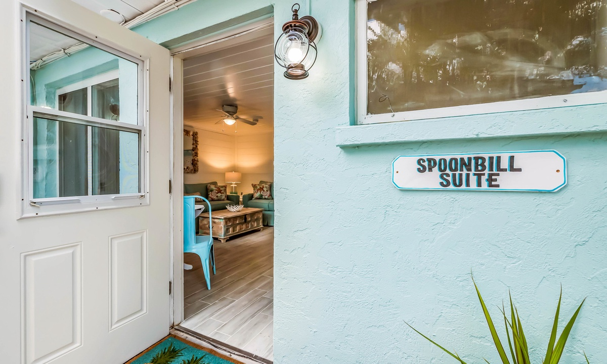 Spoonbill Suite at Driftwood #6
