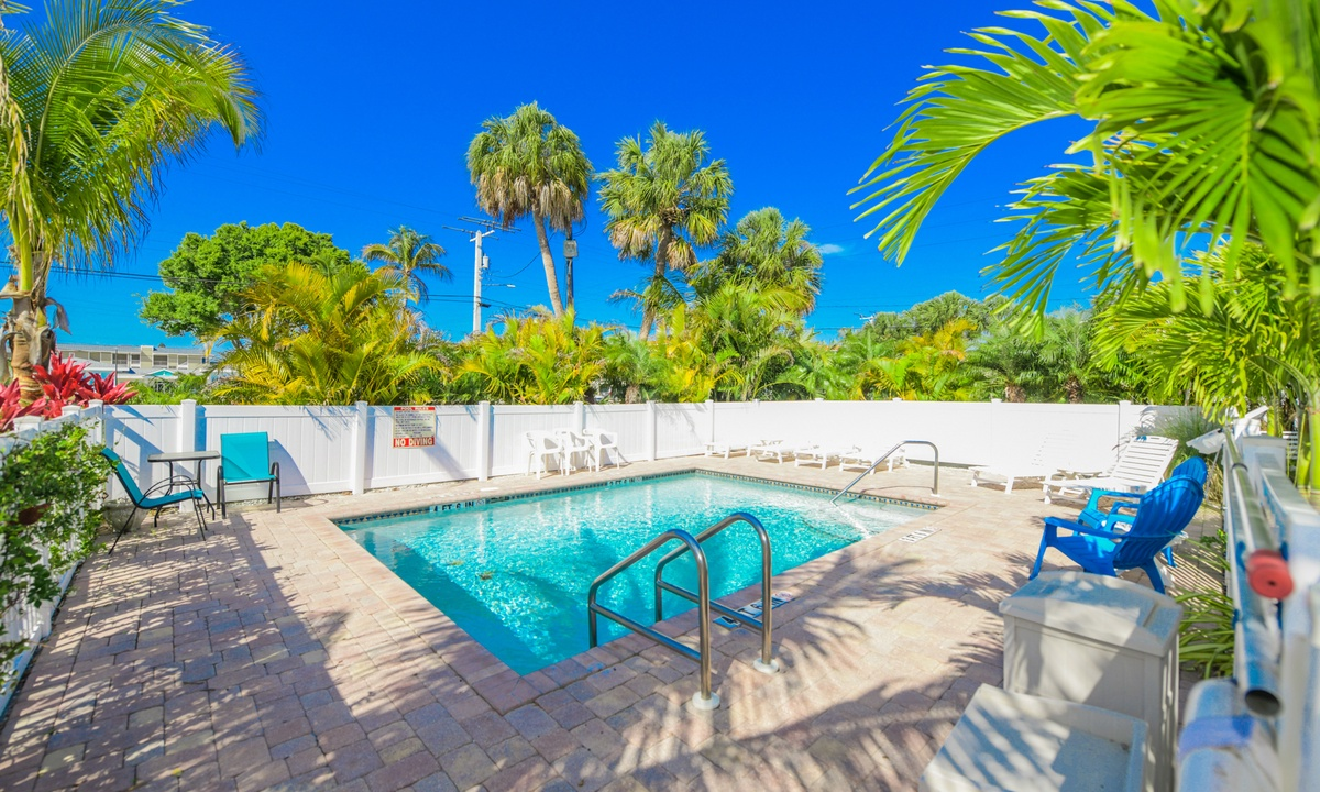Shared Pool, Sandpiper Suite at Driftwood - AMI Locals