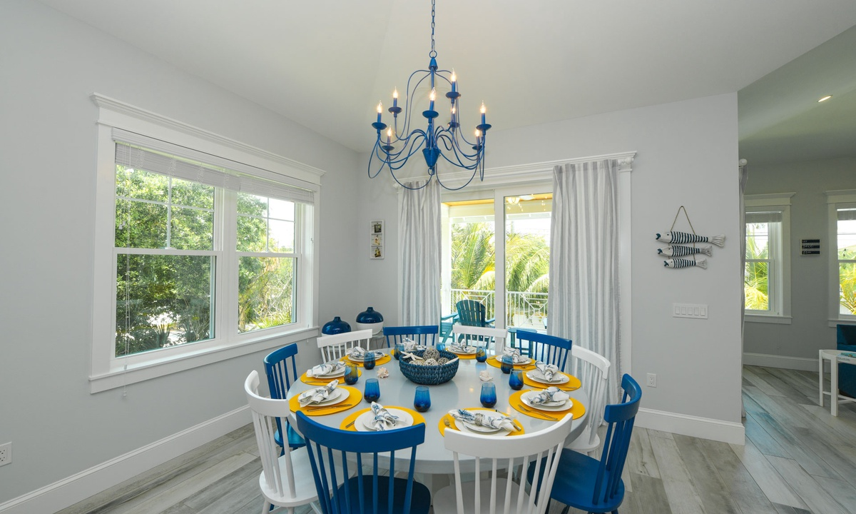 Dining Room, Anna Maria Beach House - AMI Locals