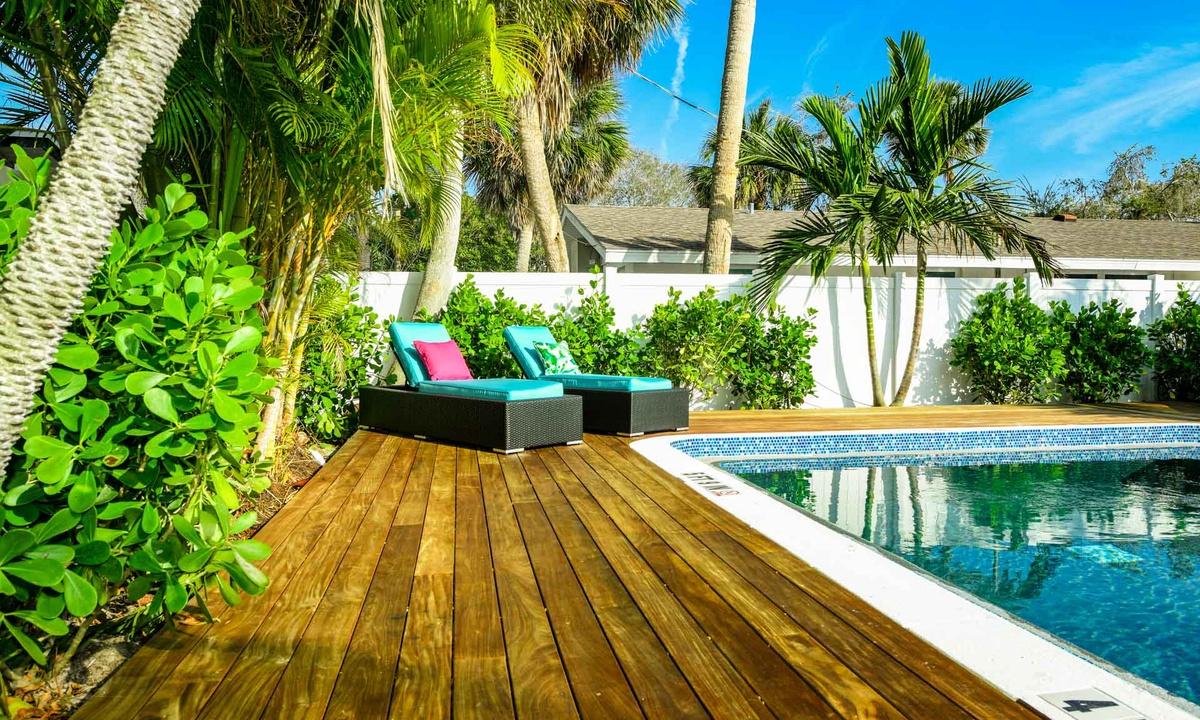 Shared Pool, Villa Seashell - AMI Locals