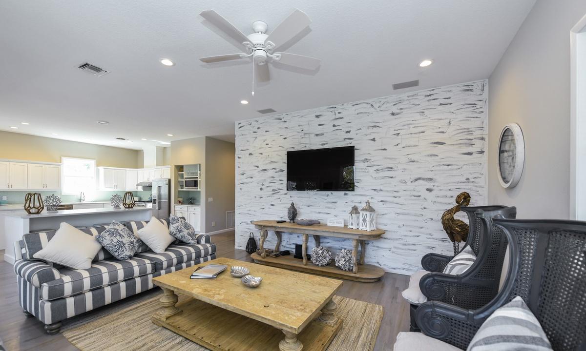 Living Room, Castaway Cove - AMI Locals