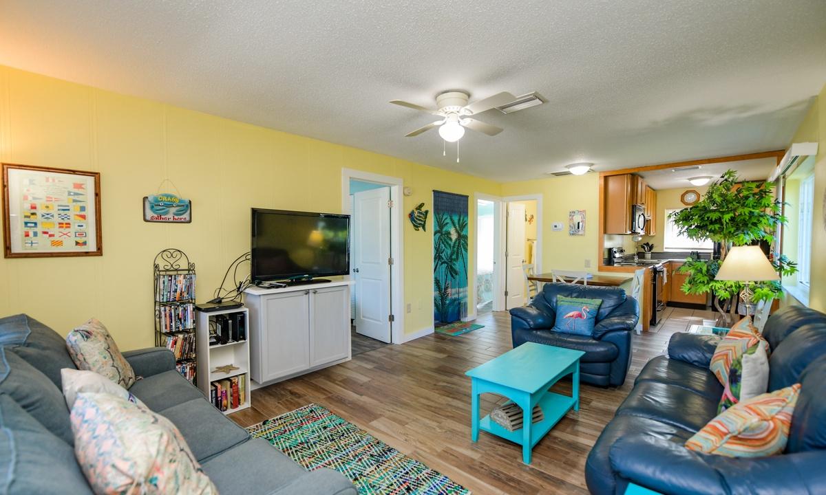 Living Room, Lazy Livin' - AMI Locals