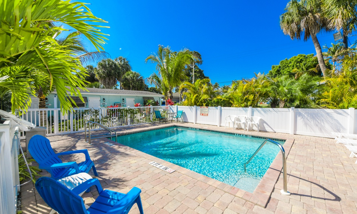 Shared Pool, Spoonbill Suite at Driftwood - AMI Locals