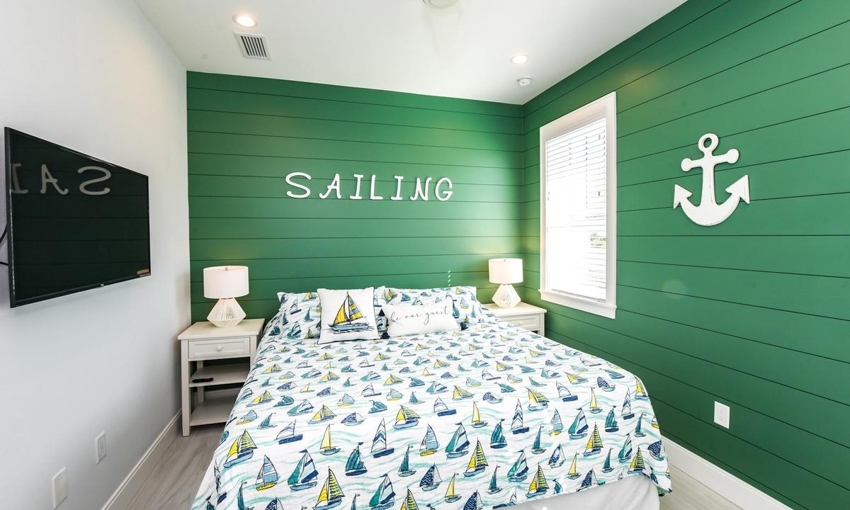 Bedroom 3, Aqua Paradise - AMI Locals