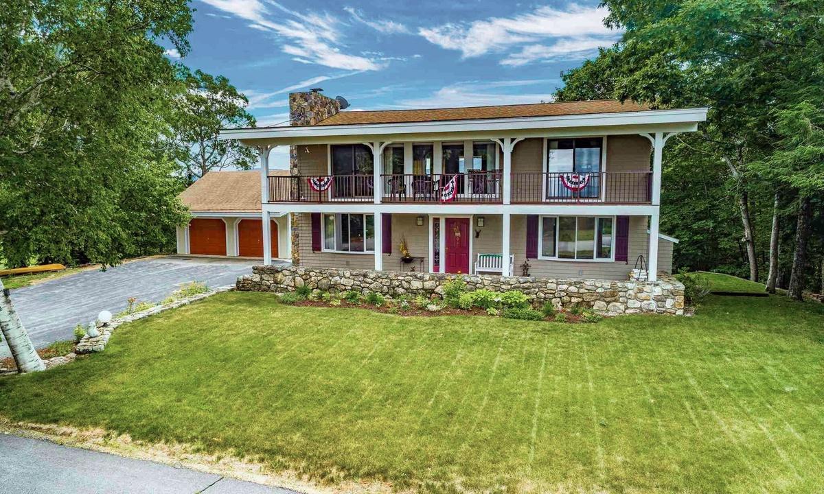 MCG208B - Gunstock Acres Home with Spectacular Views!