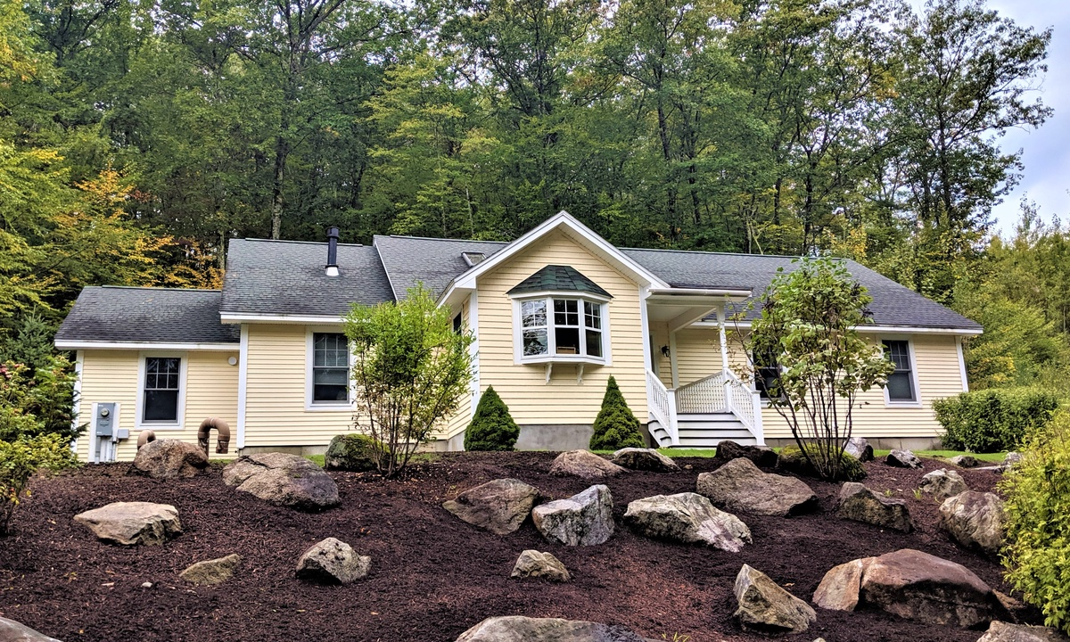 MAC50Bf - Newly Built Home Moultonborough NH!