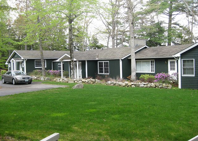 SMI117WF - One Level Living Waterfront on Lake Winnipesaukee