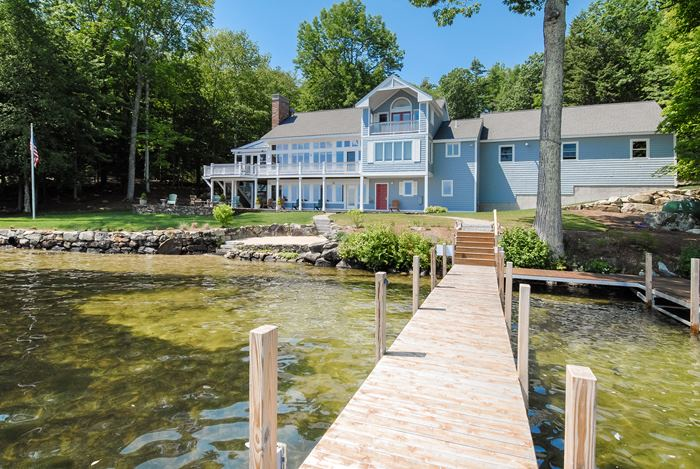 BOY112W - The Retreat Haven at Lake Winnipesaukee
