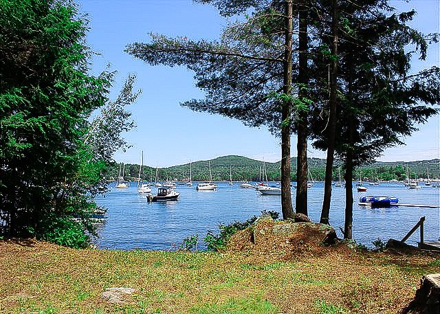LAM31Wa - Cute and Cozy Waterfront Lake Winni