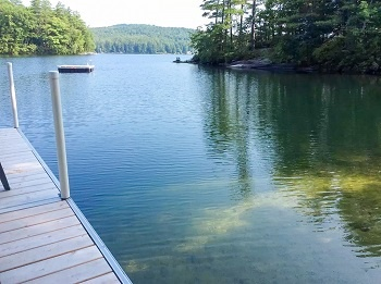 BYR144W - Splendid Lake Waukewan Vacation Rental!