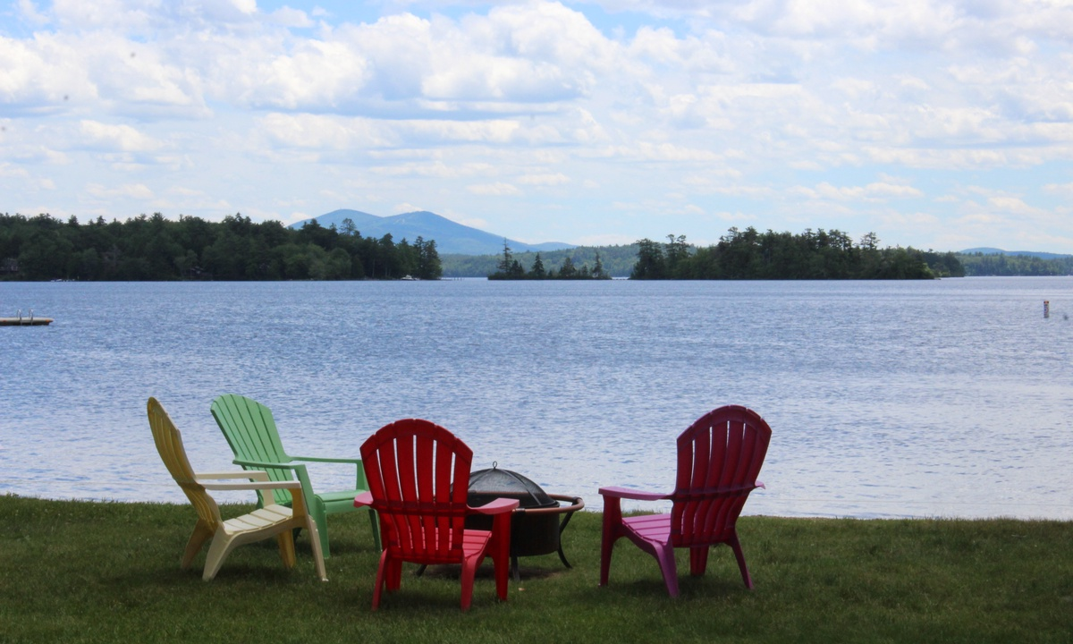 BUR36Wf - Waterfront with Shared Sandy Beach in Moultonborough