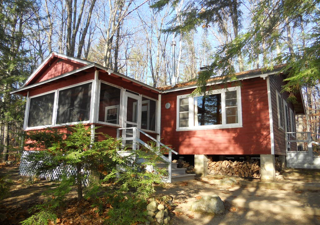 TIM86Wf - Winnipesaukee Lake Cottage