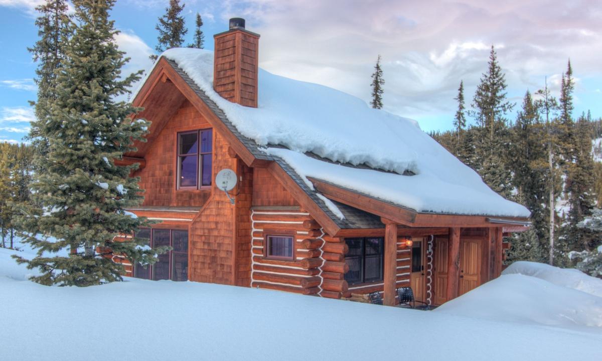Powder Ridge Cabin Moose Ridge 5