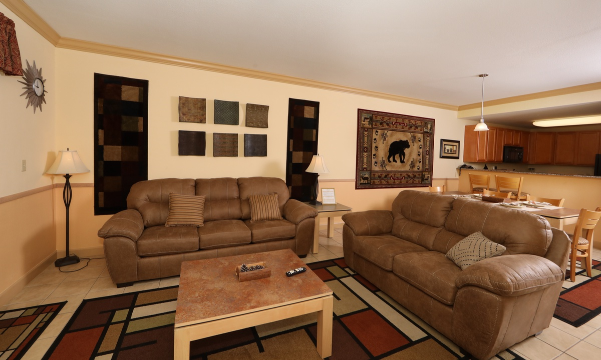 Mountain View Condo 1205