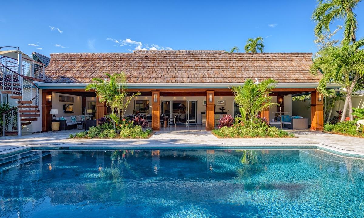 The Polynesian House