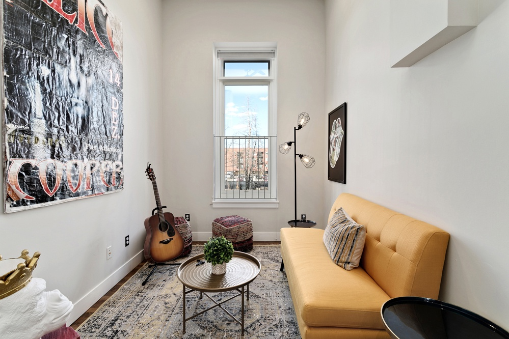 Lounge/reading area