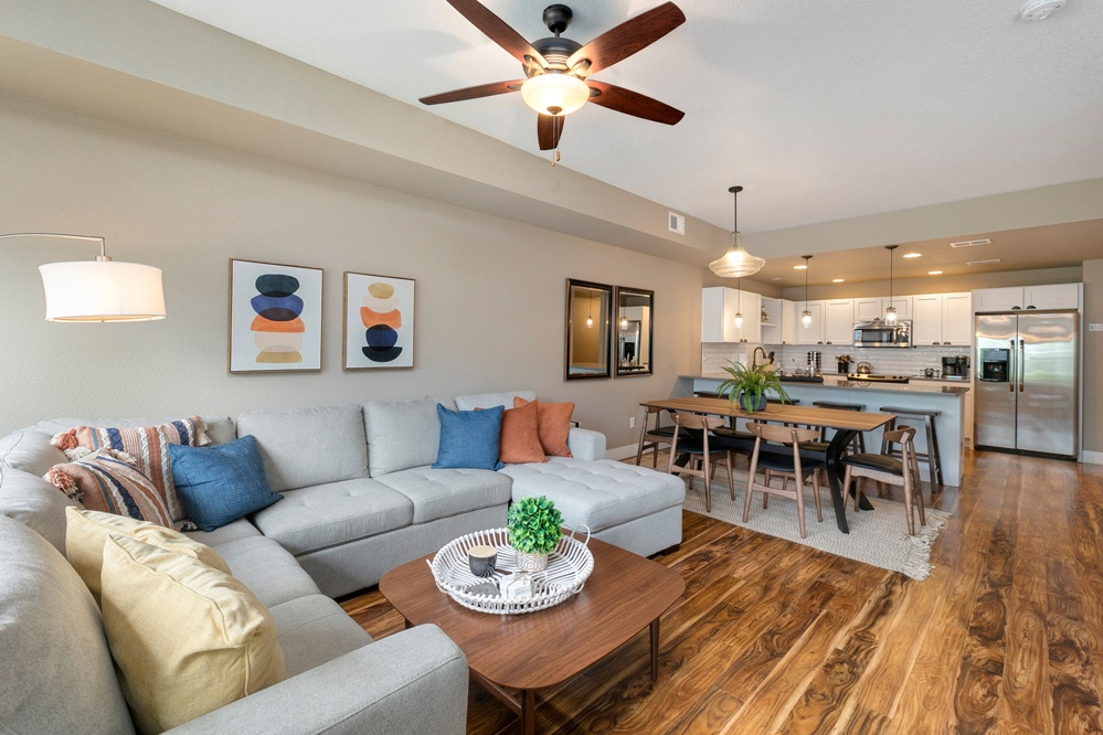 Welcome to this amazing urban townhome!