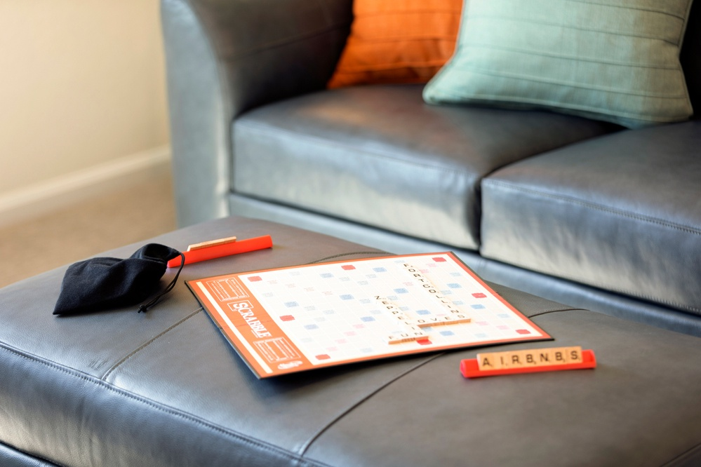 Have a family game night!