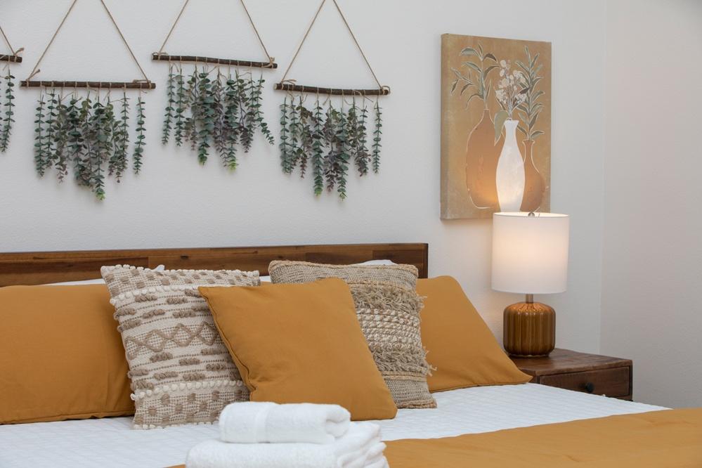 Enjoy professionally interior design throughtout the home.