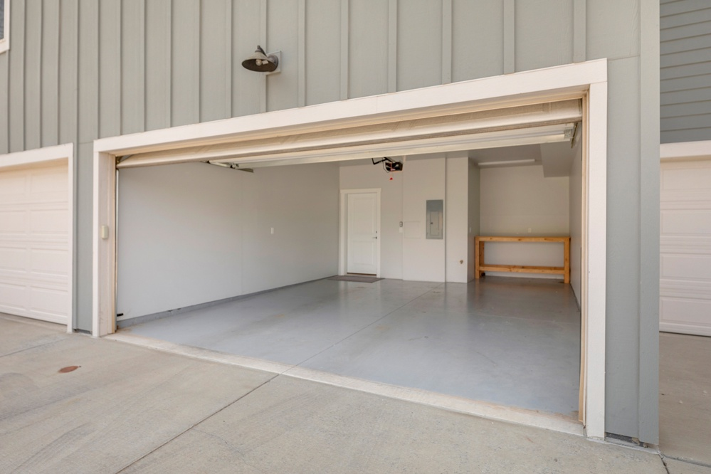 2 stall garage for your use and parking