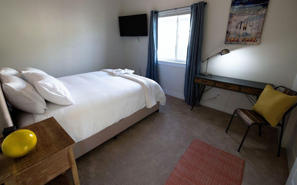 Queen bedroom 3 upstairs