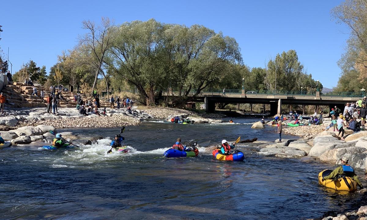 Poudre River Whitewater Park