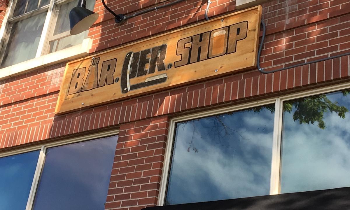 The Bar.Ber. Shop