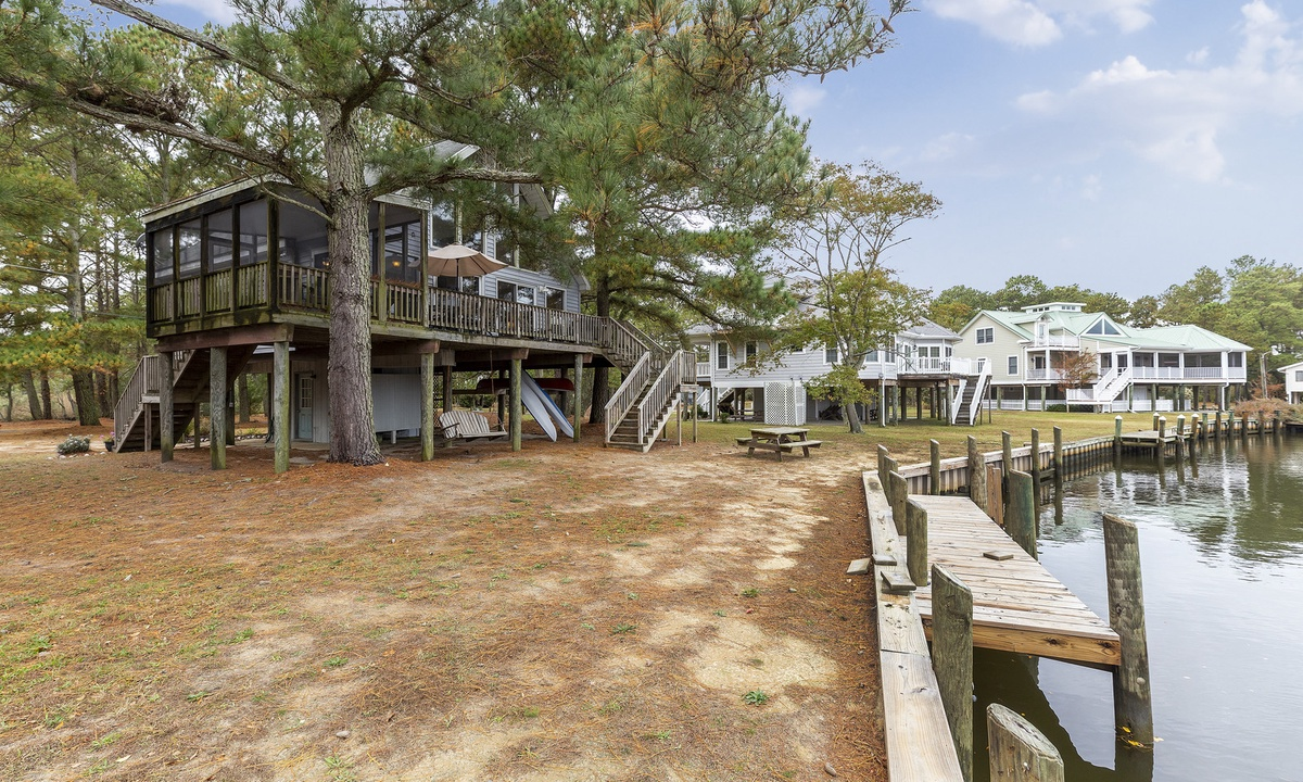 Smooth Sailing Vacation Rental In Chincoteague Island Va Seaside Vacations