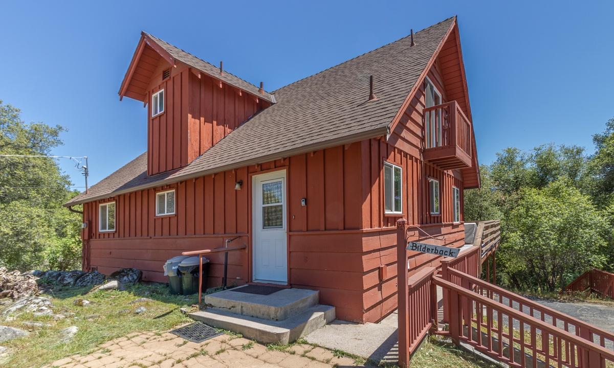 Hodges Hill Yosemite House