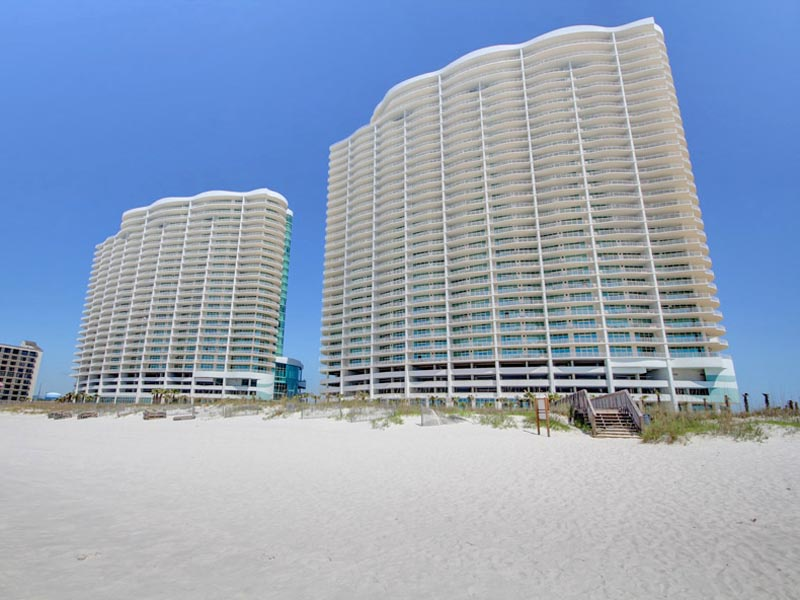 Turquoise Place Orange Beach Alabama Condo Rentals By Southern