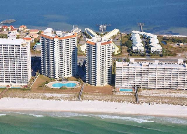 Beach Colony Resort ~ Navarre Beach, Florida Vacation Rentals by Southern