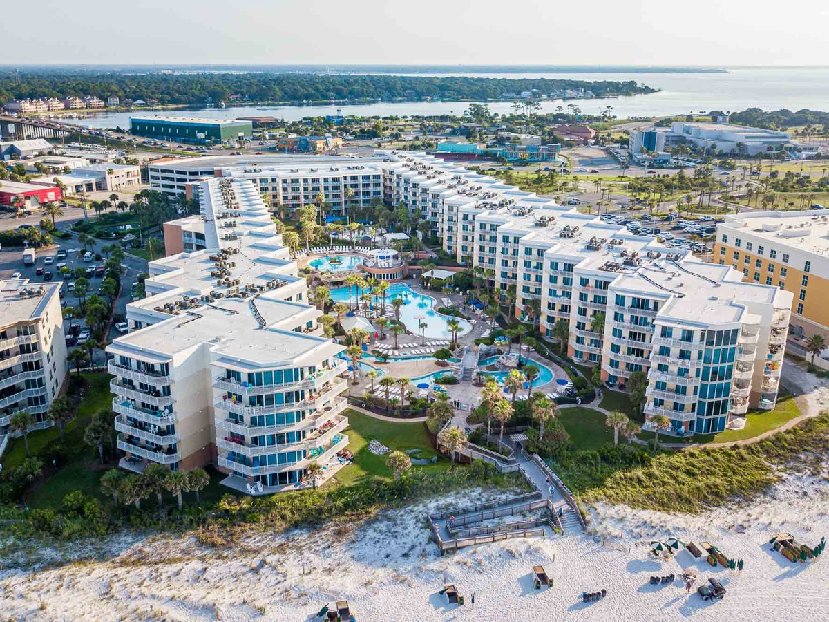 Waterscape Resort Fort Walton Beach